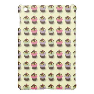 Cute Colorful Cupcakes iPad Case