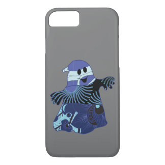 Cute colorful ghost Halloween 1 iPhone 7 Case
