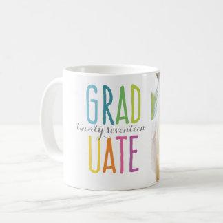 Cute Colorful Graduation Mug