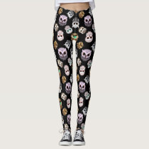 Cute Colorful Owls Leggings
