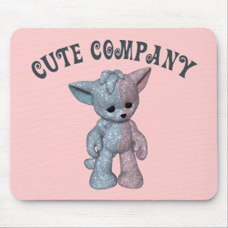 Cute Company Mouse Pad