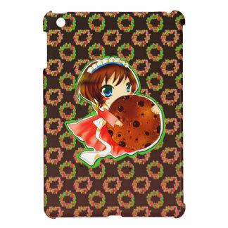 Cute Cookie Chibi Ipad Mini Case