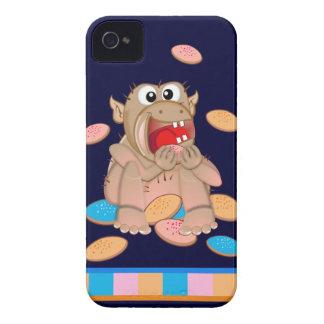 Cute Cookie Monster Blackberry bold case
