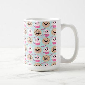 Cute Cookies and Cupcakes Mug