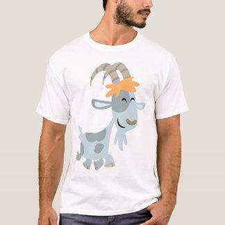 Cute Cool Cartoon  Goat Children T-Shirt