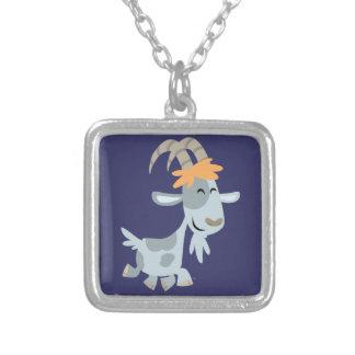 Cute Cool Cartoon Goat Necklace