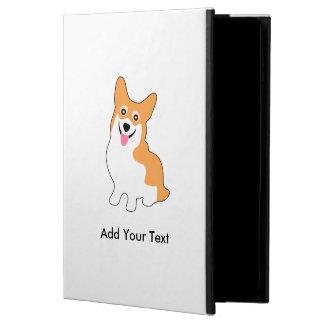 Cute Corgi Drawing - Add Your Own Text Powis iPad Air 2 Case