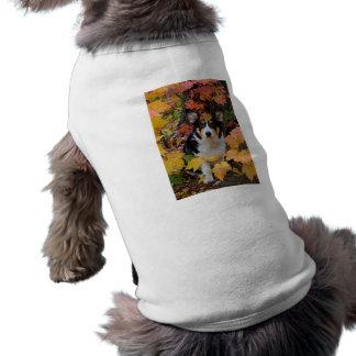 Cute Corgi in Fall Colors Shirt