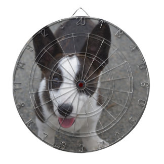 Cute Corgi Puppy Dart Board
