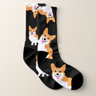Cute Corgi Socks
