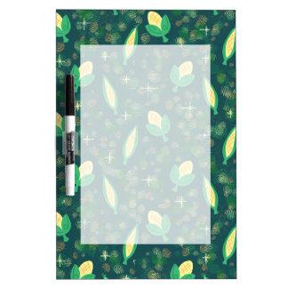 Cute Corn Veggie Pattern Dry Erase Boards