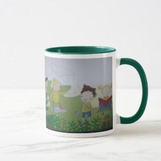 Cute Cortoon Rainy Mug