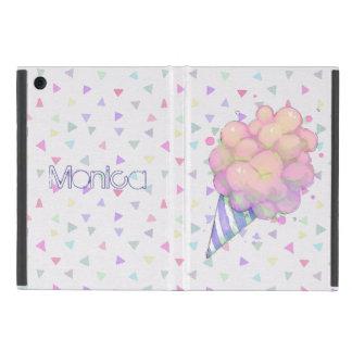 Cute Cottoncandy watercolor iPad Mini Case