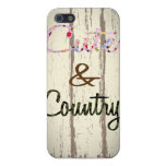 Cute & Country Iphone5 case iPhone 5 Case