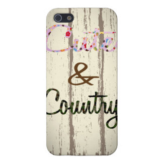 Cute & Country Iphone5 case Cases For iPhone 5