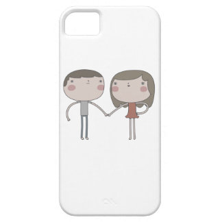 Cute Couple iPhone SE/5/5s Case