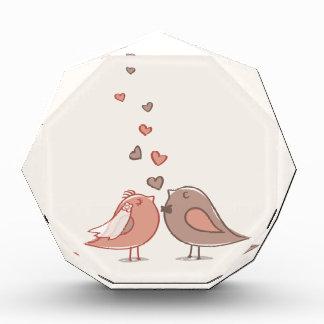cute couple lovey birds design awards