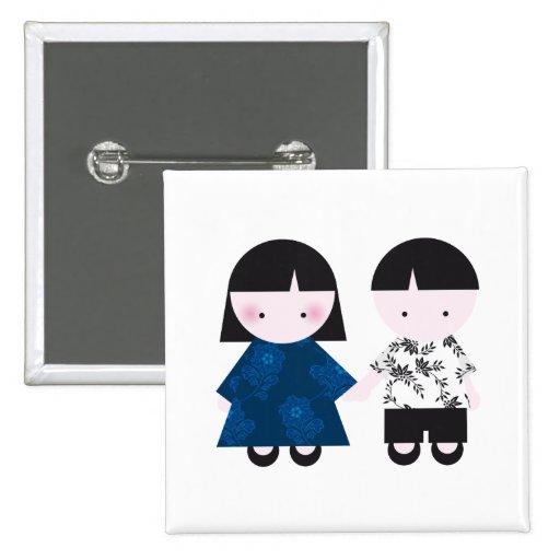 Cute couple pin