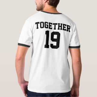 Cute Couple T-Shirts Together Since