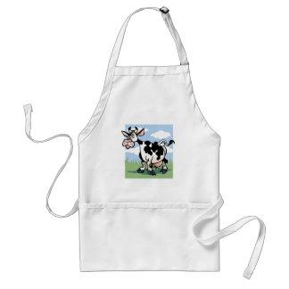Cute Cow Apron