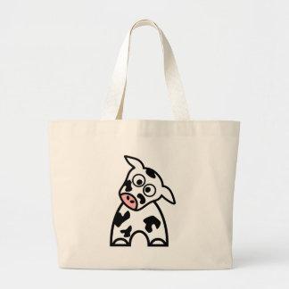 Cute Cow Bags