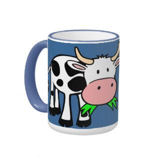 Cute Cow Cartoon Mug