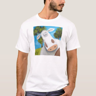 CUTE COW ILLUSTRATION T-Shirt