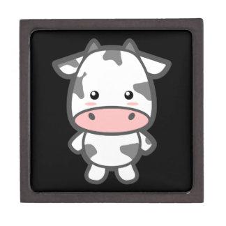 Cute Cow Jewelry Box