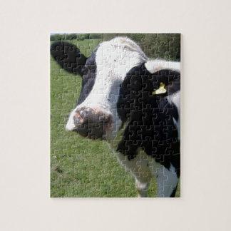 Cute Cow Jigsaw Puzzle