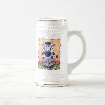 Cute Cow Kitchen Accessories Beer Stein