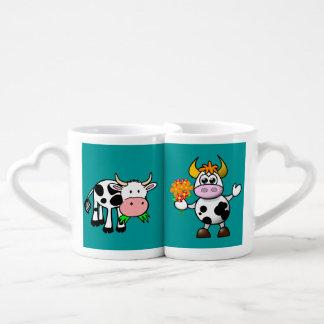 Cute Cow Lovers' Mug