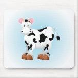 Cute Cow Mousepad