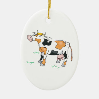 Cute Cow Ornaments