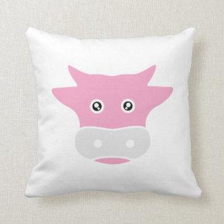 cute cow throw pillows