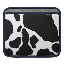 Cute Cow Print iPad Sleeve