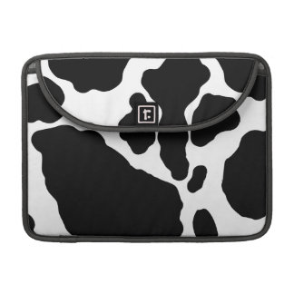 Cute Cow Print Sleeve For MacBooks