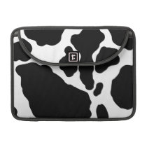 Cute Cow Print Sleeve For MacBook Pro
