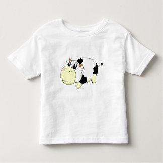 Cute Cow Toddler T-shirt