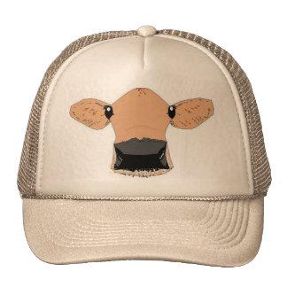 Cute Cow Trucker Hat