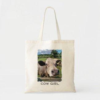 CUTE COW UK bag