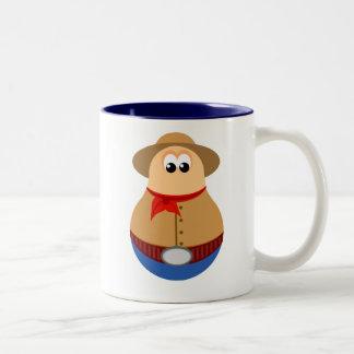 Cute Cowboy Design Mug