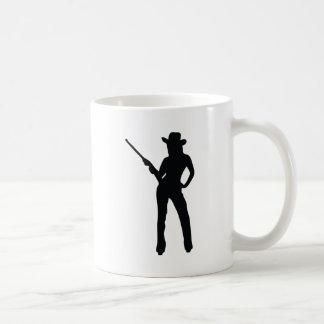 cute Cowgirl Coffee Mug