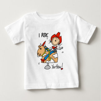 Cute Cowgirl Gift Infant T-shirt