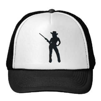 cute Cowgirl Trucker Hat