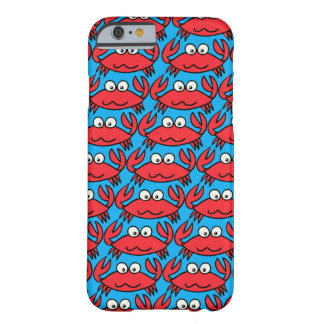 CUTE CRABS BARELY THERE iPhone 6 CASE