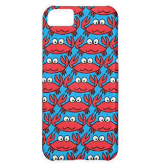 CUTE CRABS COVER FOR iPhone 5C