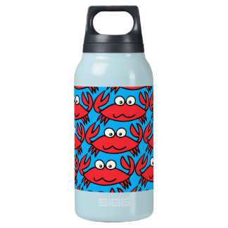 CUTE CRABS INSULATED WATER BOTTLE