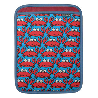 CUTE CRABS SLEEVES FOR iPads