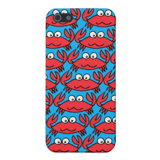 CUTE CRABS iPhone SE/5/5s COVER