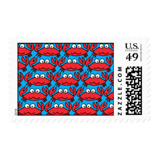 CUTE CRABS POSTAGE
